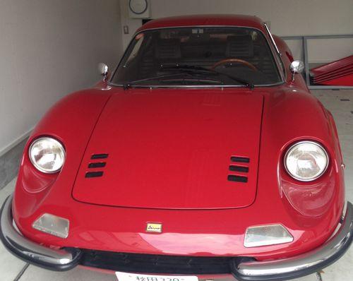 フェラーリ ディーノ